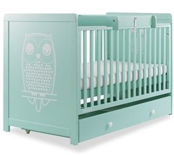 Cosatto Story 3-in-1 Cot Bed Owlet