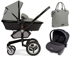 Silver Cross Surf Special Edition + Simplicity Car Seat
