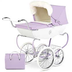 Silver Cross Special Edition Snow Fairy Dolls Pram
