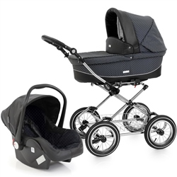 BabyStyle Prestige 3in1 + Car Seat