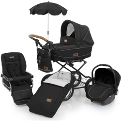 BabyStyle Prestige Limited Edition 3in1 + Car Seat