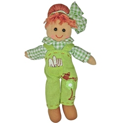 Powell Craft Small Garden Rag Doll