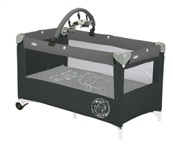 Jane 2 Position Travel Cot 120x60cm