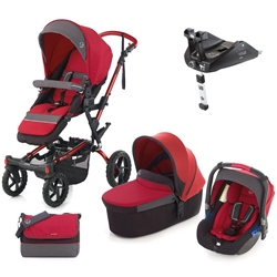 Jane Crosswalk + Nano + Koos + Isofix Base