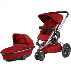 Quinny Buzz Xtra + Foldable Carrycot