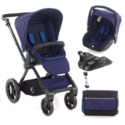 Jane Muum + Koos + Isofix Base