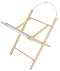 BR Baby Universal Wooden Moses Basket Stand