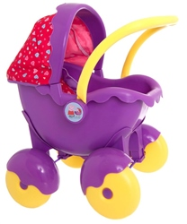 Peppa Pig Push Along Dolls Pram