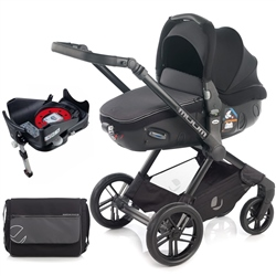 Jane Muum + Matrix + Isofix Base