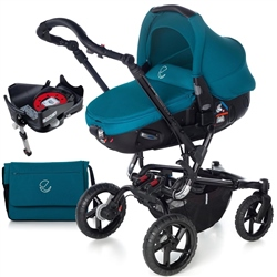 Jane Crosswalk + Matrix + Isofix Base