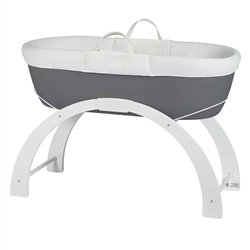 Shnuggle Dreami Clever Baby Sleeper + Curved Stand