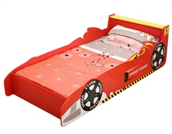 BabyLo Racer Car Toddler Bed