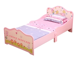 BabyLo Princess Toddler Bed