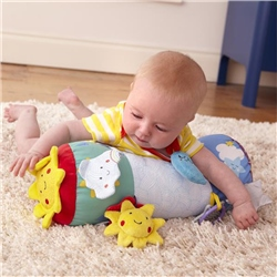 East Coast Say Hello Tummy Time Discovery Toy