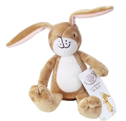 Guess How Much I Love You Little Nutbrown Hare Rattle