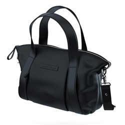 Bugaboo Storksak + Bugaboo Leather Bag