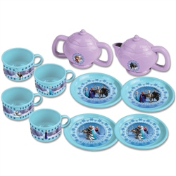Disney Frozen 12 piece Tea Set