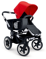 Bugaboo Donkey Mono Aluminium Chassis + Tailored Set