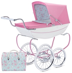 Silver Cross Blossom Dolls Pram