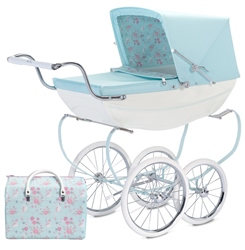 Silver Cross Sweet Pea Dolls Pram