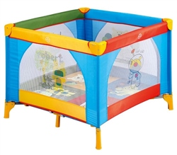 BabyLo Safari Playpen