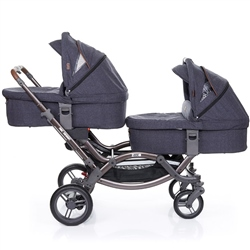 ABC Design Zoom Style Tandem + 2 Carrycots