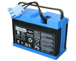 Peg Perego 12v - 8 Ah Battery