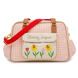 Pink Lining Blooming Gorgeous Bag