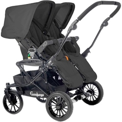 Emmaljunga Double Viking Pushchair