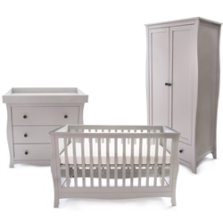 Little House Brampton 4 Piece Nursery Room Set