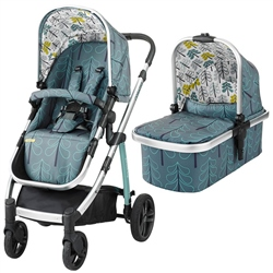 Cosatto Wow 2in1 Complete Pram Set
