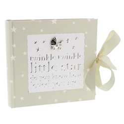 "Bambino Photo Album 4"" x 6"" Twinkle Twinkle"