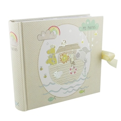 "Bambino Noah's Ark Paperwrap Photo Album 4"" x 6"""