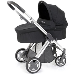 Oyster Oyster 3in1 Pram Smooth Black