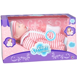 Halsall Toys Dream Creations Doll