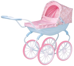 Baby Annabell Dolls Carriage Pram