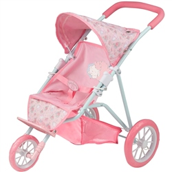 Baby Annabell Dolls Tri Pushchair