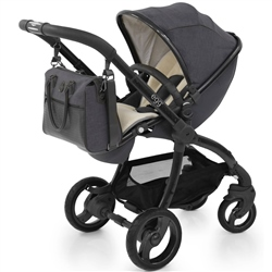 egg Stroller Quantum Grey Special Edition