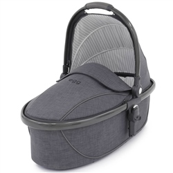 egg Carrycot Quantum Grey Special Edition
