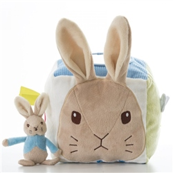 Peter Rabbit  Activity Cube