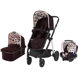 Cosatto Wow 2in1 Pram System + Port car seat