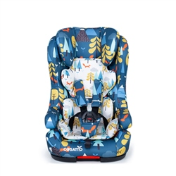Cosatto Hubbub Group 123 Isofix Anti-Escape Car Seat