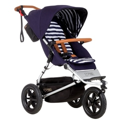 Mountain Buggy Urban Jungle Luxury Collection Nautical