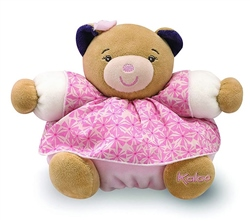 Kaloo Petit Rose Small Friendly Chubby Bear