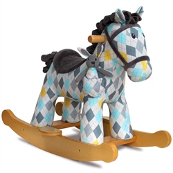 Little Bird Told Me Lewis & Fitz Rocking Horse