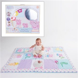 Peppa Pig Activity Playmat