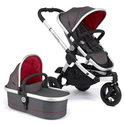 iCandy Peach All-Terrain Pushchair + Carrycot