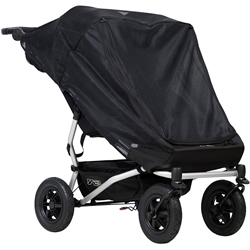 Duet double mesh cover by Mountain Buggy