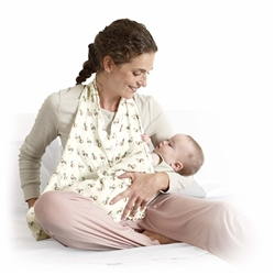 Jane Bamboo Muslin XL Wrap