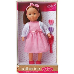Dolls World Catherine Red Head
